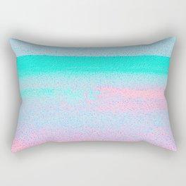 Blissful Beach - Sunset Light Rectangular Pillow