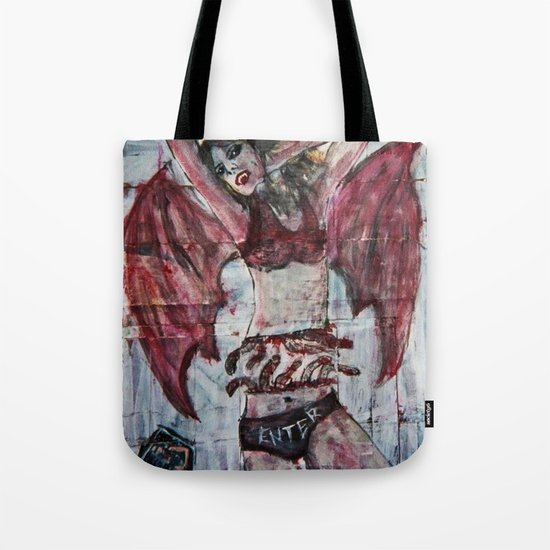 SEXY MANANANGGAL Tote Bag