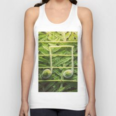Music of the Fiddleheads Unisex Tank Top