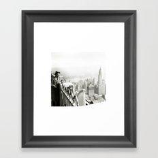 Ben on RCA Framed Art Print