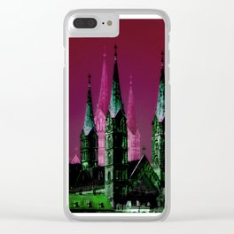 Bamberger Dom Clear iPhone Case