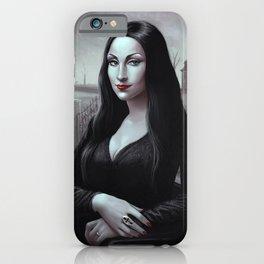 Monatisia iPhone Case