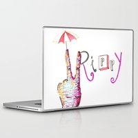 trippy Laptop & iPad Skins featuring Trippy by AudArt