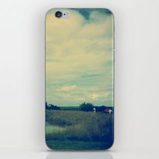One Summer Day iPhone Skin