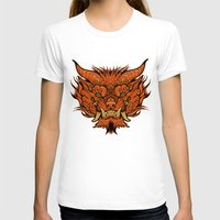 foo fighters T-shirts featuring Foo Dog by missmonster