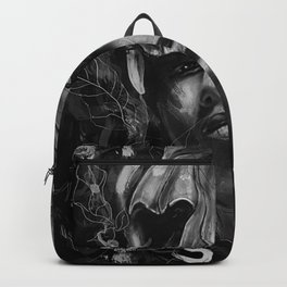 Empress Lion Skull Backpack