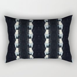 DarkScrapers Rectangular Pillow