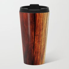 Lightning Struck Metal Travel Mug