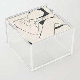 Abstract Art 15 Acrylic Box