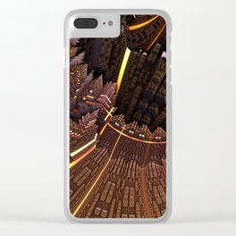 Promotion of coats Clear iPhone Case