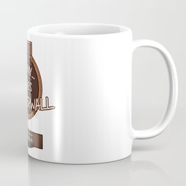 Here's Wonderwall Coffee Mug