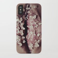 GIMME SOME SUGAR, BABY iPhone X Slim Case