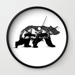 FORCES OF NATURE Wall Clock