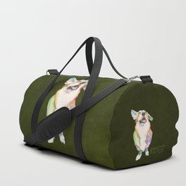 Welsh Corgi Duffle Bag