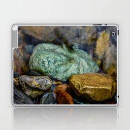 Glacier N.P. Rocks Laptop & iPad Skin