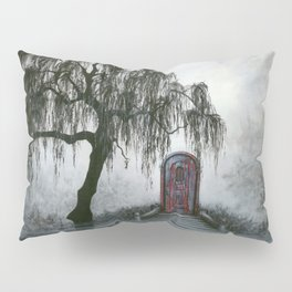 Unfulfilled Potential Pillow Sham
