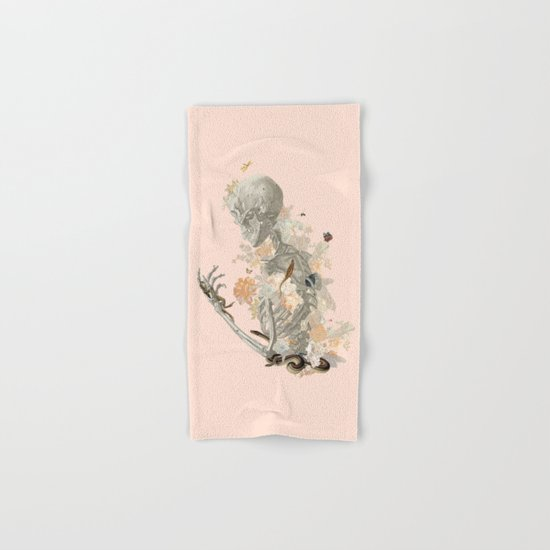 Stranger Danger I [sans type] Hand & Bath Towel