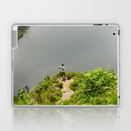 Lake Açores Laptop & iPad Skin