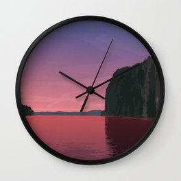 Bon Echo Provincial Park Wall Clock