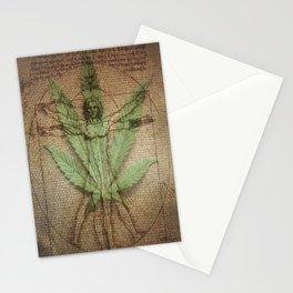 Dr. Vitruvian Stationery Cards