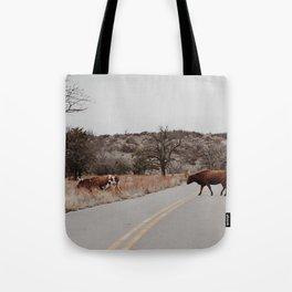 Longhorn Jam Tote Bag