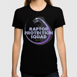 RPS (Raptor Protection Squad) - BLUE T-shirt