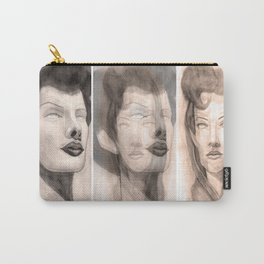 Space Ladies Carry-All Pouch