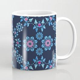 winter mandala Coffee Mug