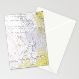 Soul Lag Stationery Cards
