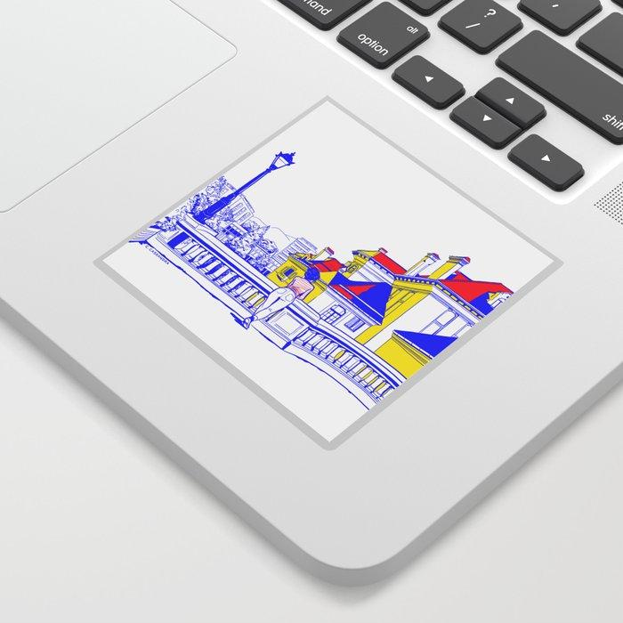 Romania Sticker