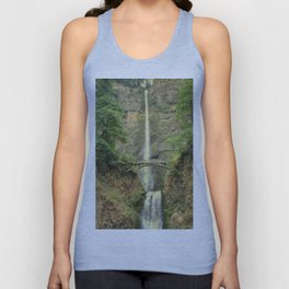 MULTNOMAH FALLS - OREGON Unisex Tank Top