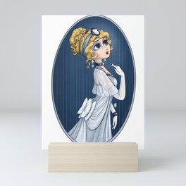 20s Fashun E Mini Art Print