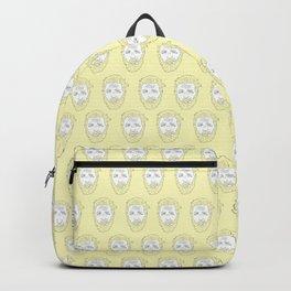 Yellow Hardy Backpack