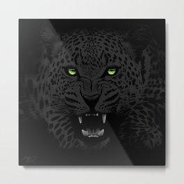 NIGHT STALKER Metal Print