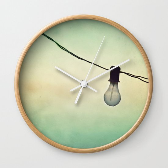 Dreams & Ideas  Wall Clock