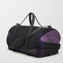 Purple daze 26 Duffle Bag