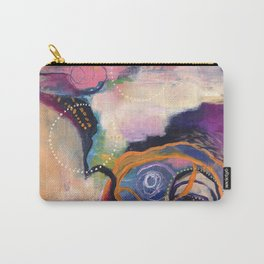 Lace & Spiral Carry-All Pouch