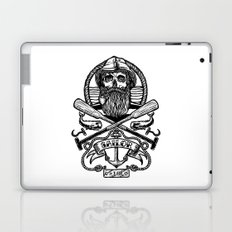 SAILOR SKULL Laptop & iPad Skin