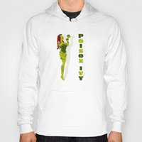 poison ivy Hoodies featuring Poison Ivy by Lily's Factory