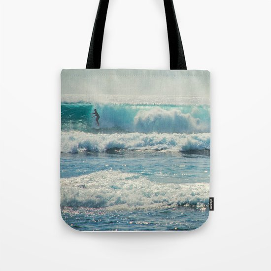 SURF-ACING Tote Bag