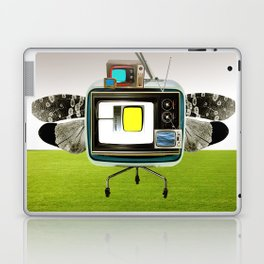 the truth is dead · the flying circus Laptop & iPad Skin