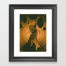 Into The Hive Framed Art Print