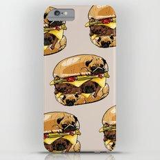 Pugs Burger iPhone 6 Plus Slim Case