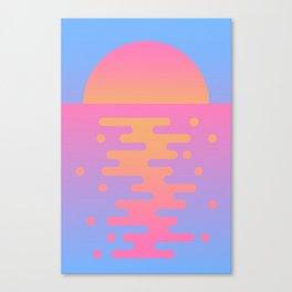 Paradise III Canvas Print