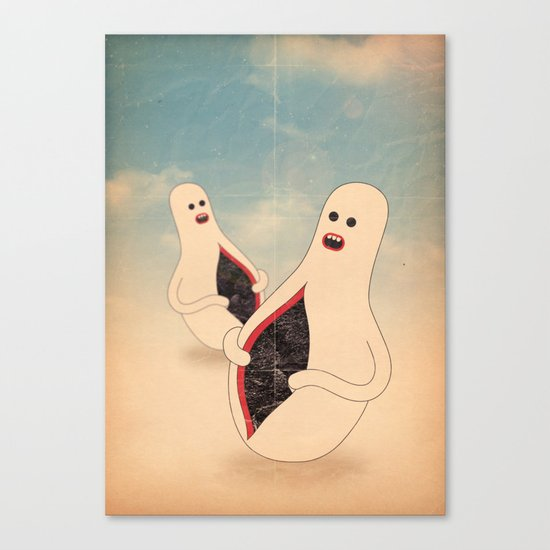 mister buco Canvas Print