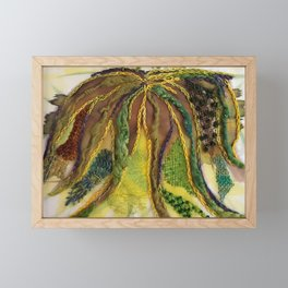 Deeply rooted Framed Mini Art Print