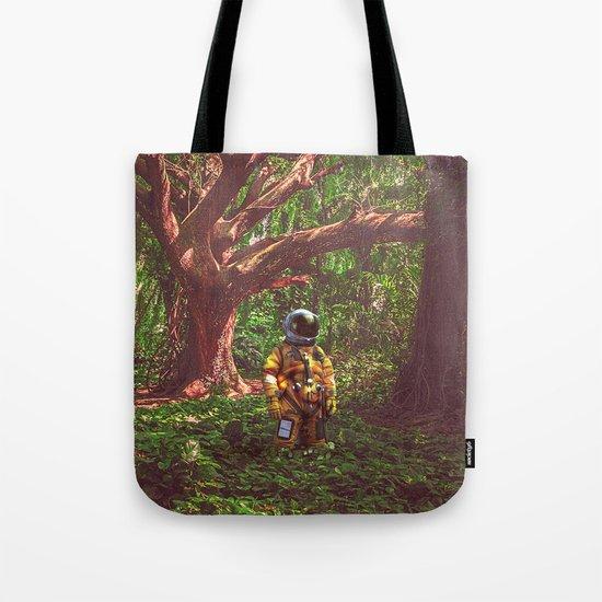 Misplaced Tote Bag