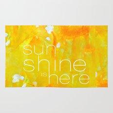 Sunshine Rug
