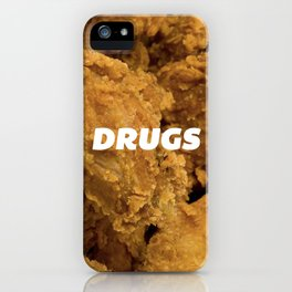 Fried Drugs iPhone Case