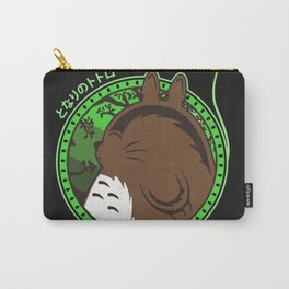 Forest Spirit Neighbor Carry-All Pouch